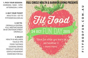 FIT FOOD FUN DAY